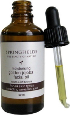 GOLDEN JOJOBA OIL 30ml By Springfields