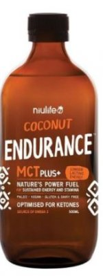 NIULIFE COCONUT ENDURANCE MCT PLUS