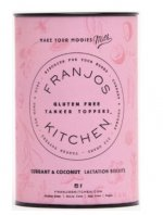 FRANJO'S CURRANT & COCONUT LACTATION BISCUITS