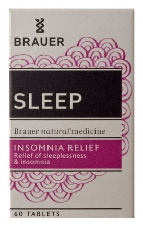 SLEEP AND INSOMNIA RELIEF TABLETS