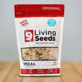9 LIVING SEEDS ORIGINAL By PURA VEDA
