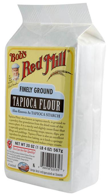 FINELY GROUND TAPIOCA FLOUR