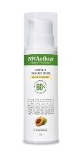 MCARTHUR COMPLETE SKINCARE CREAM (FRAGRANCE FREE)