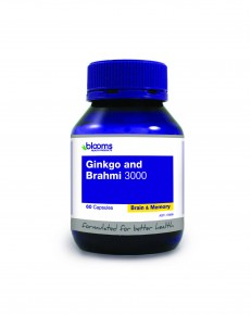 GINKGO AND BRAHMI 3000
