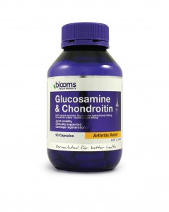 GLUCOSAMINE AND CHONDROITIN
