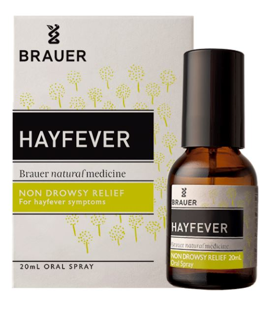 HAY FEVER SPRAY