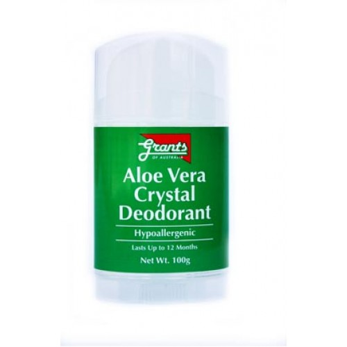 CRYSTAL DEODORANT WITH ALOE VERA