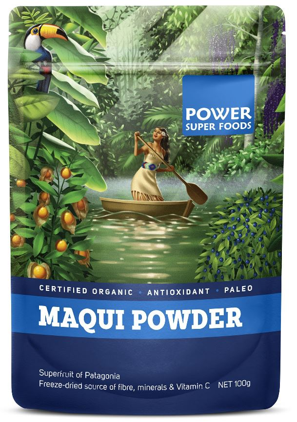 MACQUI BERRY POWDER