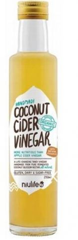 NIULIFE COCONUT CIDER VINEGAR
