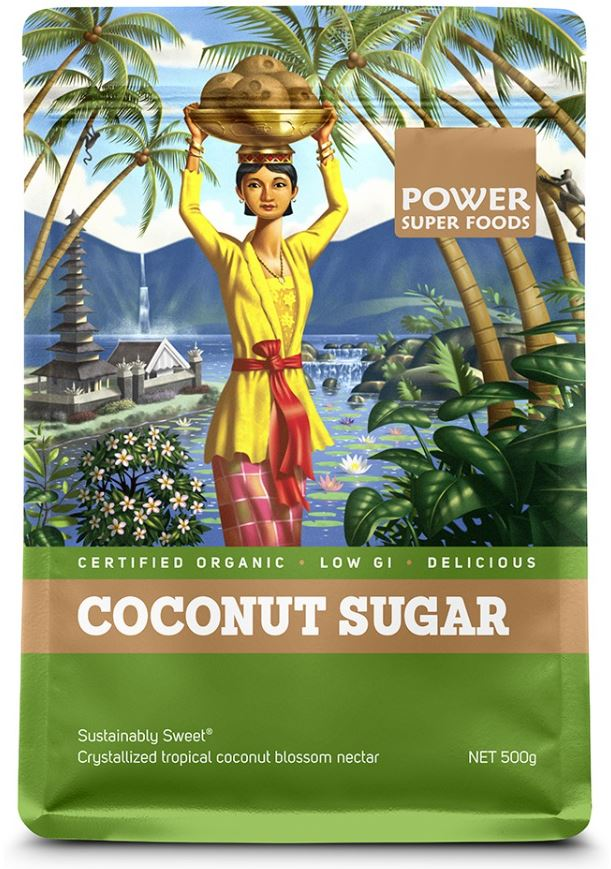 COCONUT PALM SUGAR