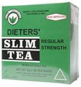 NUTRI-LEAF DIETERS SLIM TEA REGULAR