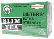 NUTRI-LEAF DIETERS SLIM TEA EXTRA