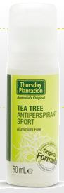 TEA TREE ANTIPERSPIRANT SPORT