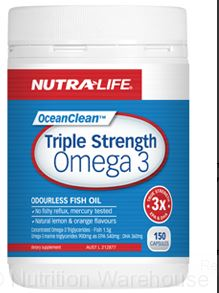 TRIPLE STRENGTH OMEGA 3
