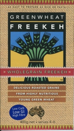 FREEKEH WHOLEGRAIN