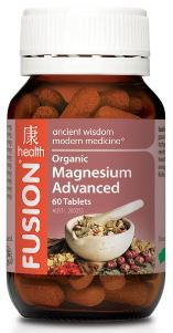 FUSION HEALTH ORGANIC MAGNESIUM ADVANCED