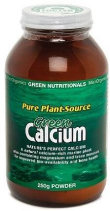 GREEN CALCIUM POWDER