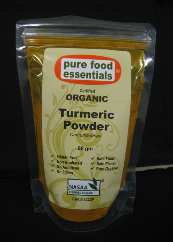 TUMERIC POWDER