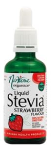 NIRVANA LIQUID STEVIA STRAWBERRY FLAVOUR