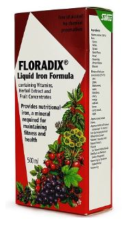 FLORADIX HERBAL IRON
