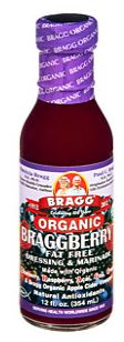 BRAGGBERRY DRESSING