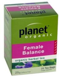 FEMALE BALANCE TEA