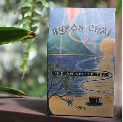 BYRON CHAI INDIAN SPICED TEA