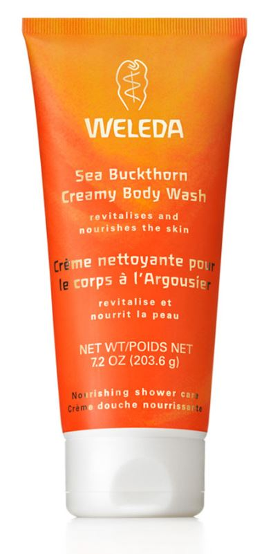 SEA BUCKTHORN CREAMY BODY WASH