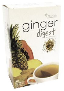 GINGER DIGEST