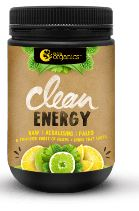 CLEAN ENERGY LEMON LIME