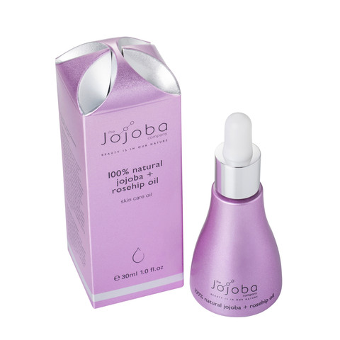 100% NATURAL JOJOBA + ROSEHIP OIL