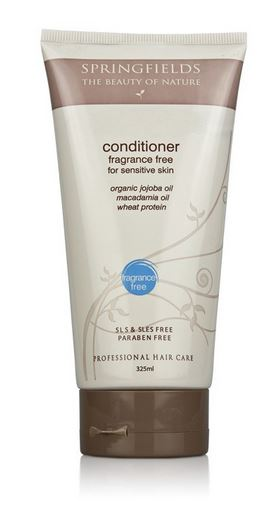 CONDITIONER FOR SENSITIVE FRAGANCE FREE