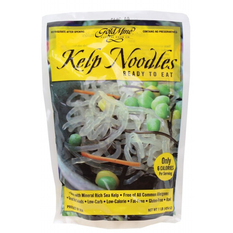 GOLD MINE KELP NOODLES
