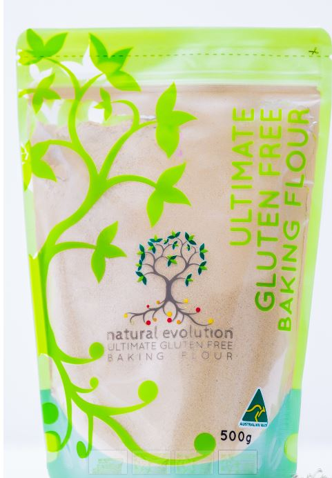 BANANA FLOUR BY NATURAL EVOLUTION