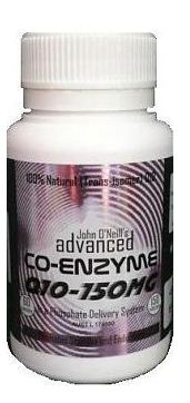 JOHN O'NEILLS CO-ENZYME Q10 150mg