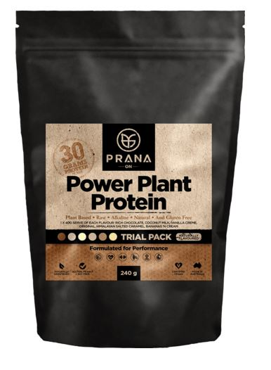 PRANA ON POWER PLANT PROTEIN TRIAL PACK