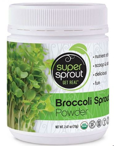 SUPER SPROUT BROCOLLI SPROUT POWDER