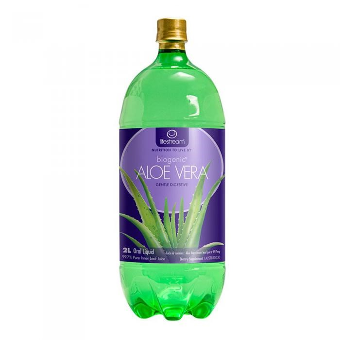 LIFESTREAM BIOGENIC ALOE VERA JUICE