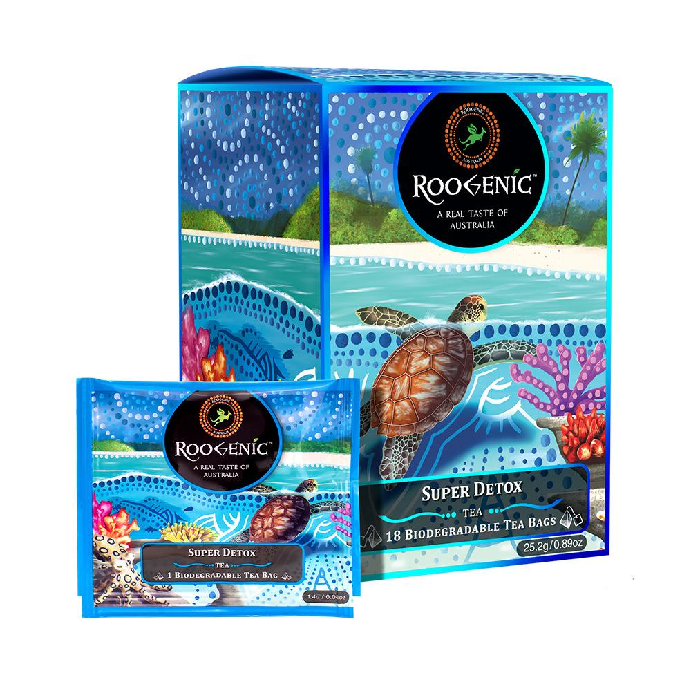 Roogenic Relaxation Tea Bags