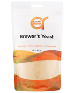 BREWERS YEAST BY NATURAL ROAD