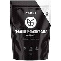 100% CREATINE MONOHYDRATE PURE By Prana ON