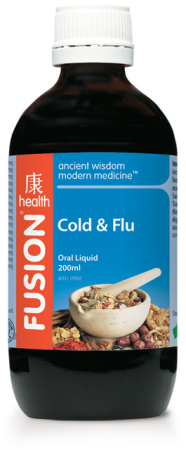 FUSION HEALTH COLD & FLU