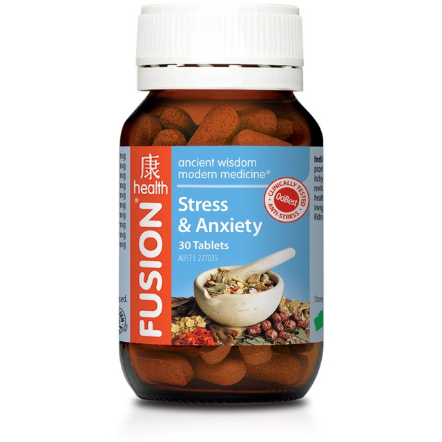 FUSION HEALTH STRESS AND ANXIETY