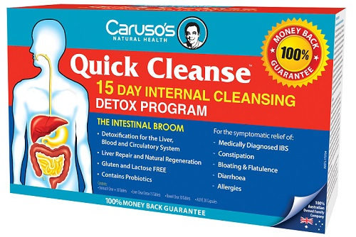 QUICK CLEANSE DETOX
