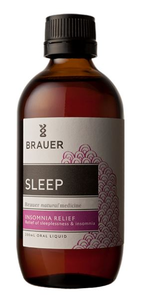 SLEEP AND INSOMNIA RELIEF LIQUID