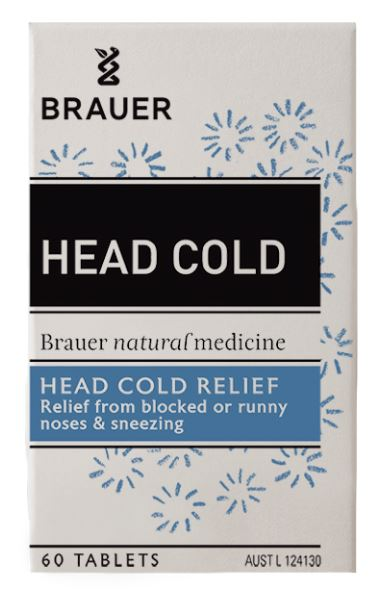 HEAD COLD TABS