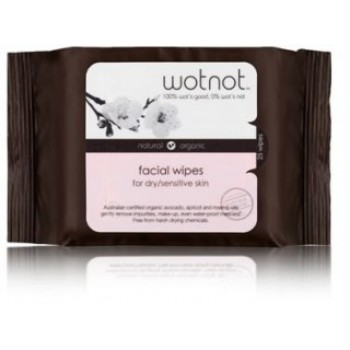 FACIAL WIPES - NORMAL/SENSITIVE SKIN