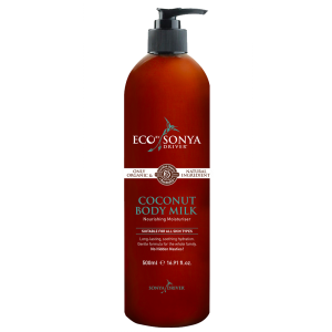 ECO TAN COCONUT BODY MILK 500mL