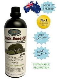 THE GREEN DELTA BLACK SEED OIL