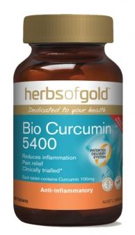 HERBS OF GOLD BIO CURCUMIN 5400